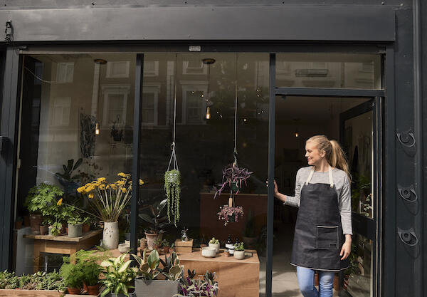 small business flower shop