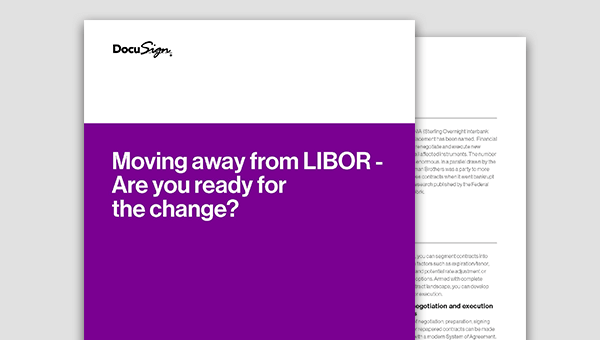 Picture of the LIBOR ebook cover
