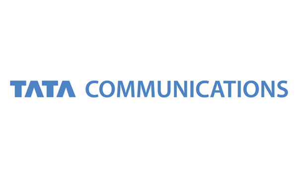 Tata Communications logo.