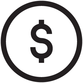 Image of the dollar sign