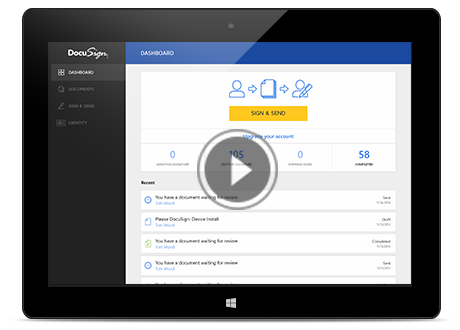 DocuSign for Windows