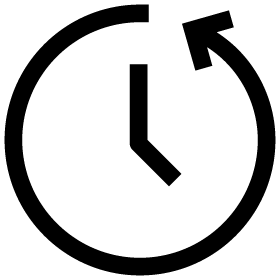 Image of ticking clock