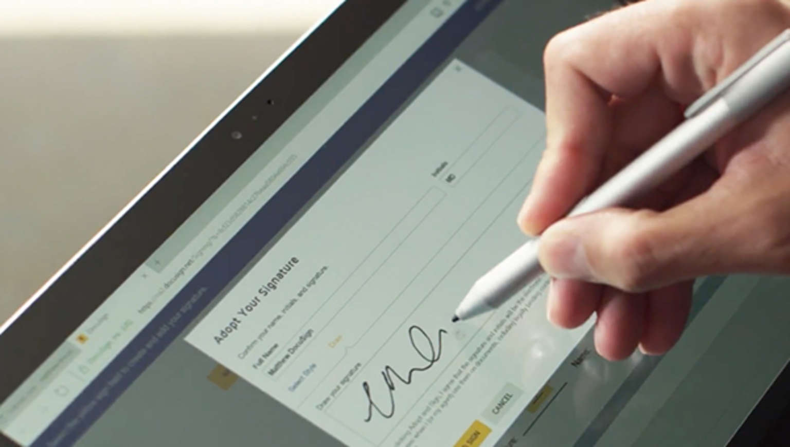 Learn how Praecipio Consulting integrates DocuSign into its own API products