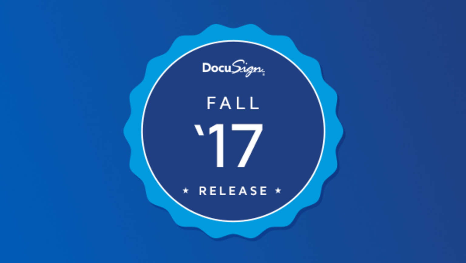 Experience the newest DocuSign features