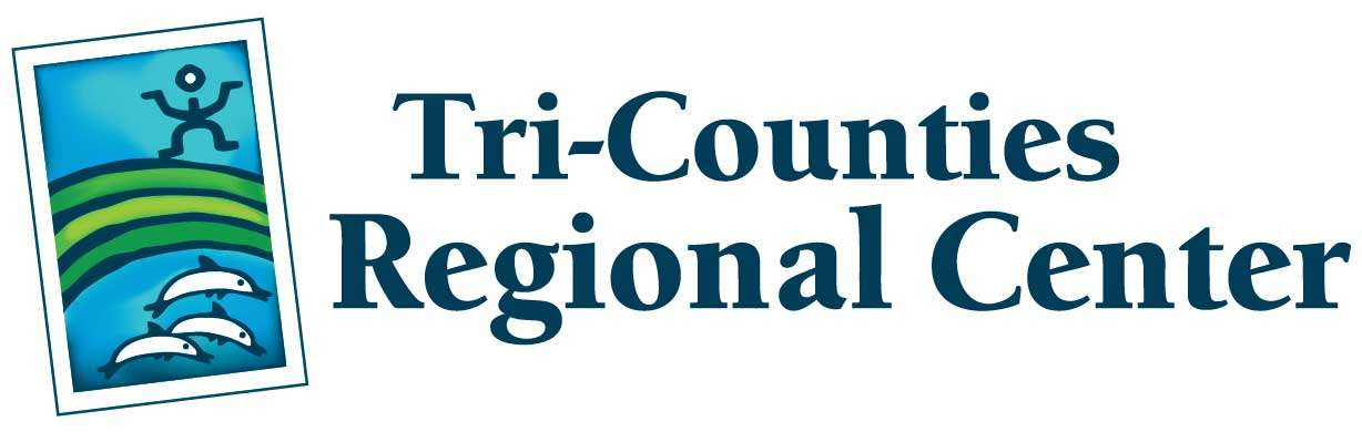 Tri-counties regional center logo