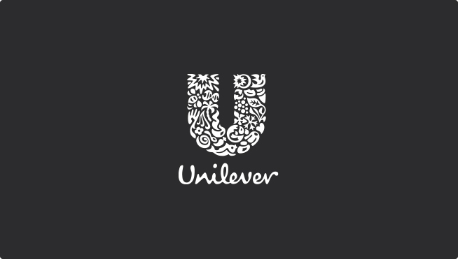 DocuSign customer, Unilever's logo.