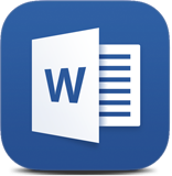 DocuSign - Microsoft Word app icon