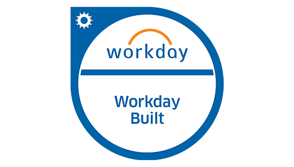 Workday Built logo